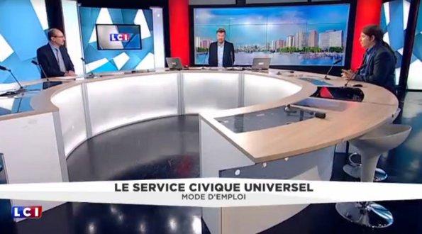 Debat LCI