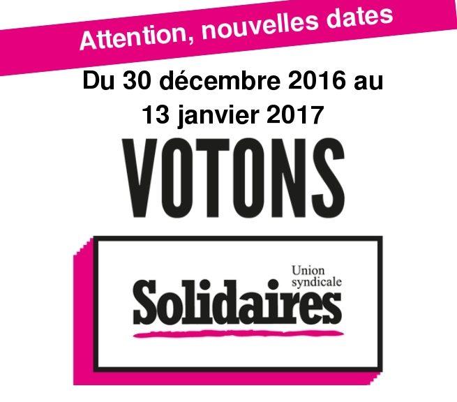 Salarié.e.s des Très Petites Associations (TPA), en janvier 2017, élisez vos représentant.e.s Solidaires !