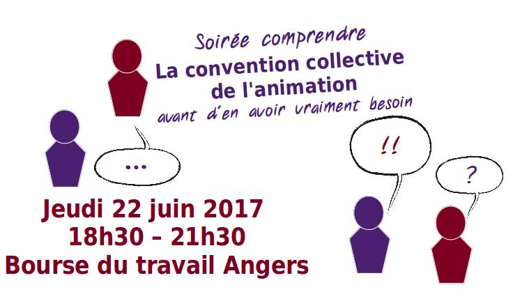 Comprendre la convention collective de l'animation, avant d'en avoir vraiment besoin – Angers