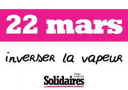 22 mars – Pour des services publics de qualité
