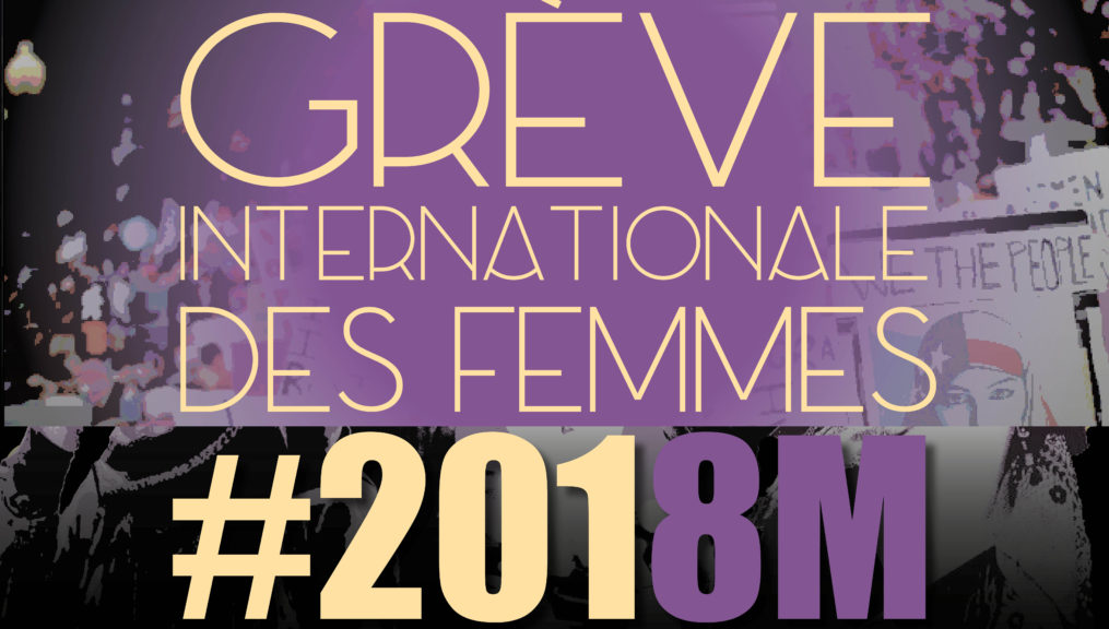 ASSO sera en grève et dans la rue le 8 mars pour une nouvelle grève des femmes!