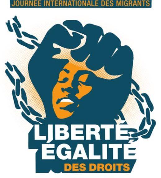 Marchons le 18 décembre pour la liberté et l'égalité des droits !