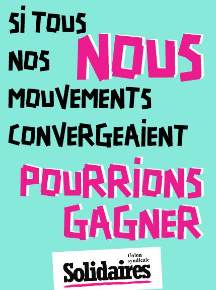 Appel à la mobilisation des travailleur·se·s et volontaires associatif·ve·s – Pour un printemps social, tou·te·s dans la rue !