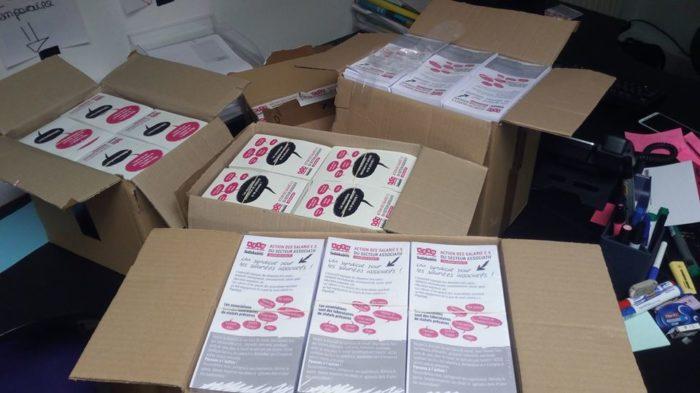 Une brochure pour présenter le Syndicat ASSO