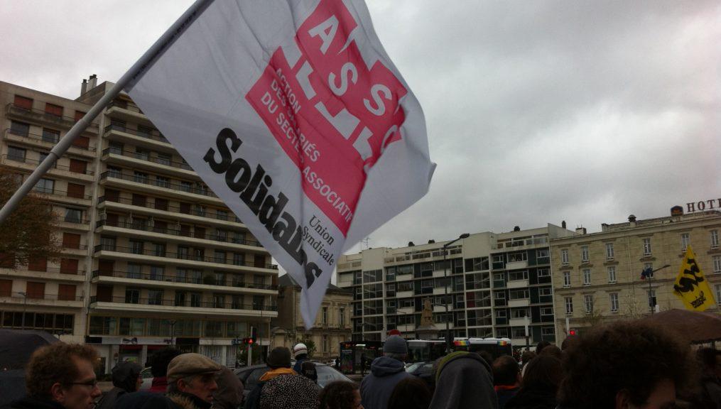 Agora: un forum des associations pour faire oublier le manque de soutien des associations et la dégradation des conditions de travail pour les salarié·es des associations à Angers?