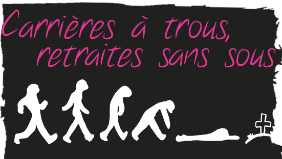 Pour un autre avenir! Tou·te·s en grève et dans la rue  le 5 décembre et les jours suivants. Grève reconductible.