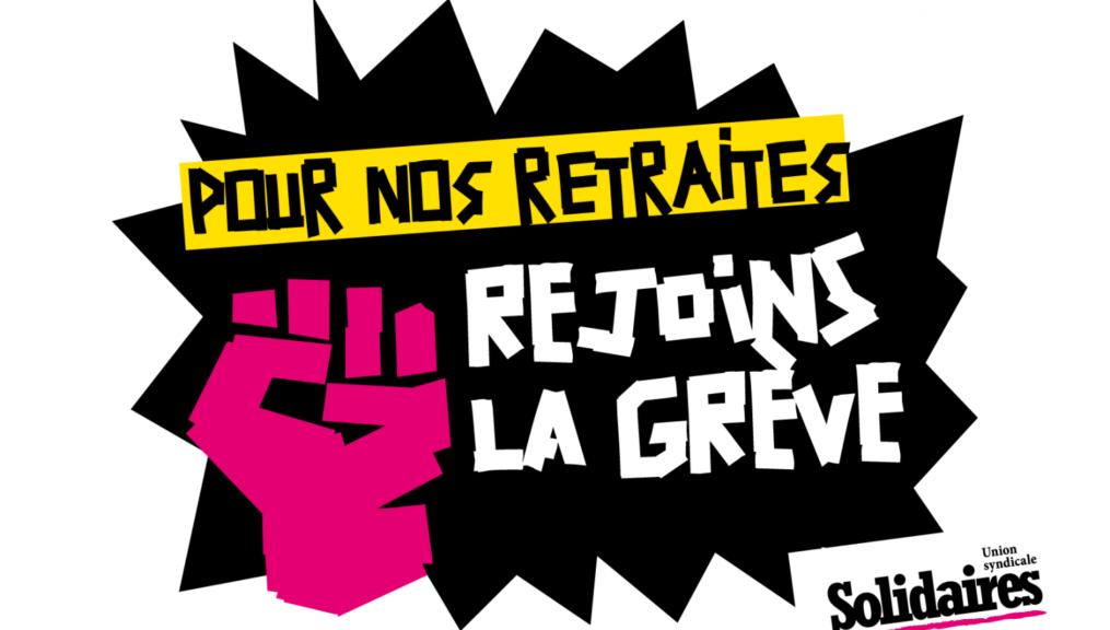 Pour un autre avenir ! Tou·te·s en grève reconductible du 3 au 29 février et dans la rue le 20 février 2020