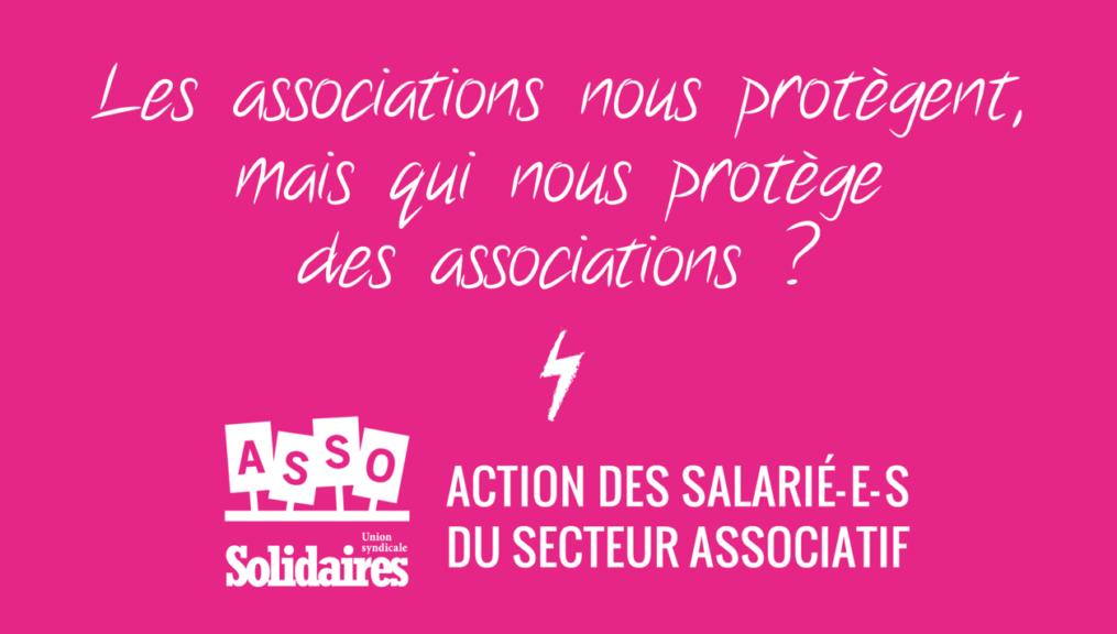 Dans le 93, ASSO lutte pour la dignité des salarié-es de JADE