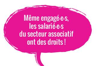 Travailleur-se associatif en Ile de France et en difficulté dans votre association ? Des questions sur vos droits ?